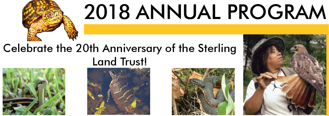 2018 Annual Program.  Reptiles of Massachusetts